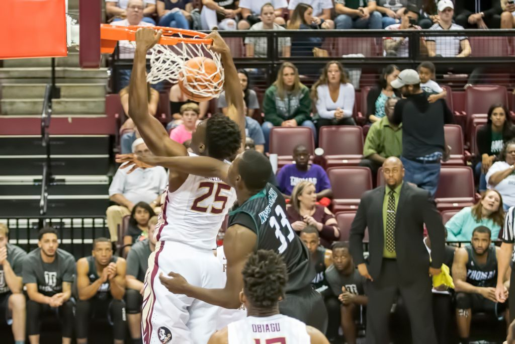 Florida State vs. Thomas Photo Gallery