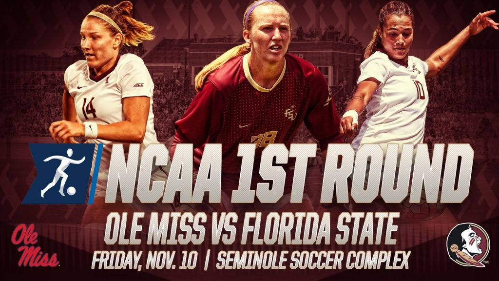Soccer Hosts Ole Miss In NCAA First Round Match