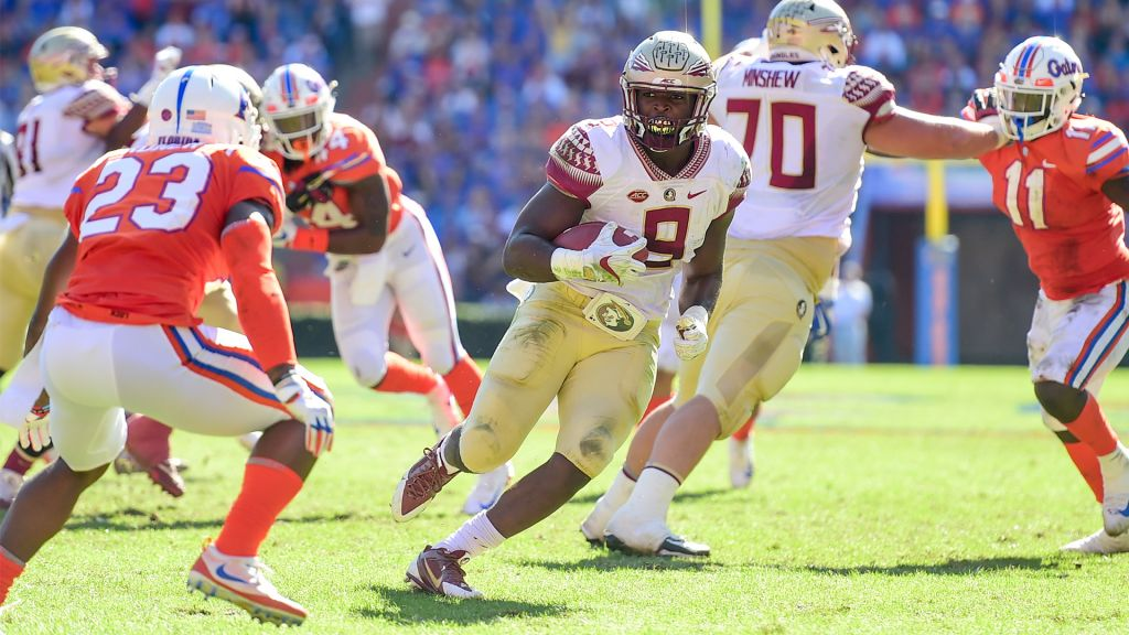 Noles Enjoy New Vibes — And New Music — In Bowl Practices