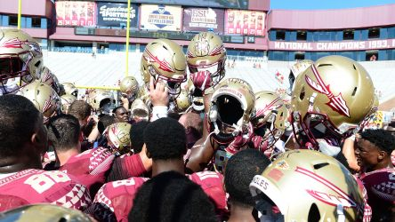 Spotlight Shines At Garnet And Gold Game: Five Things To Watch
