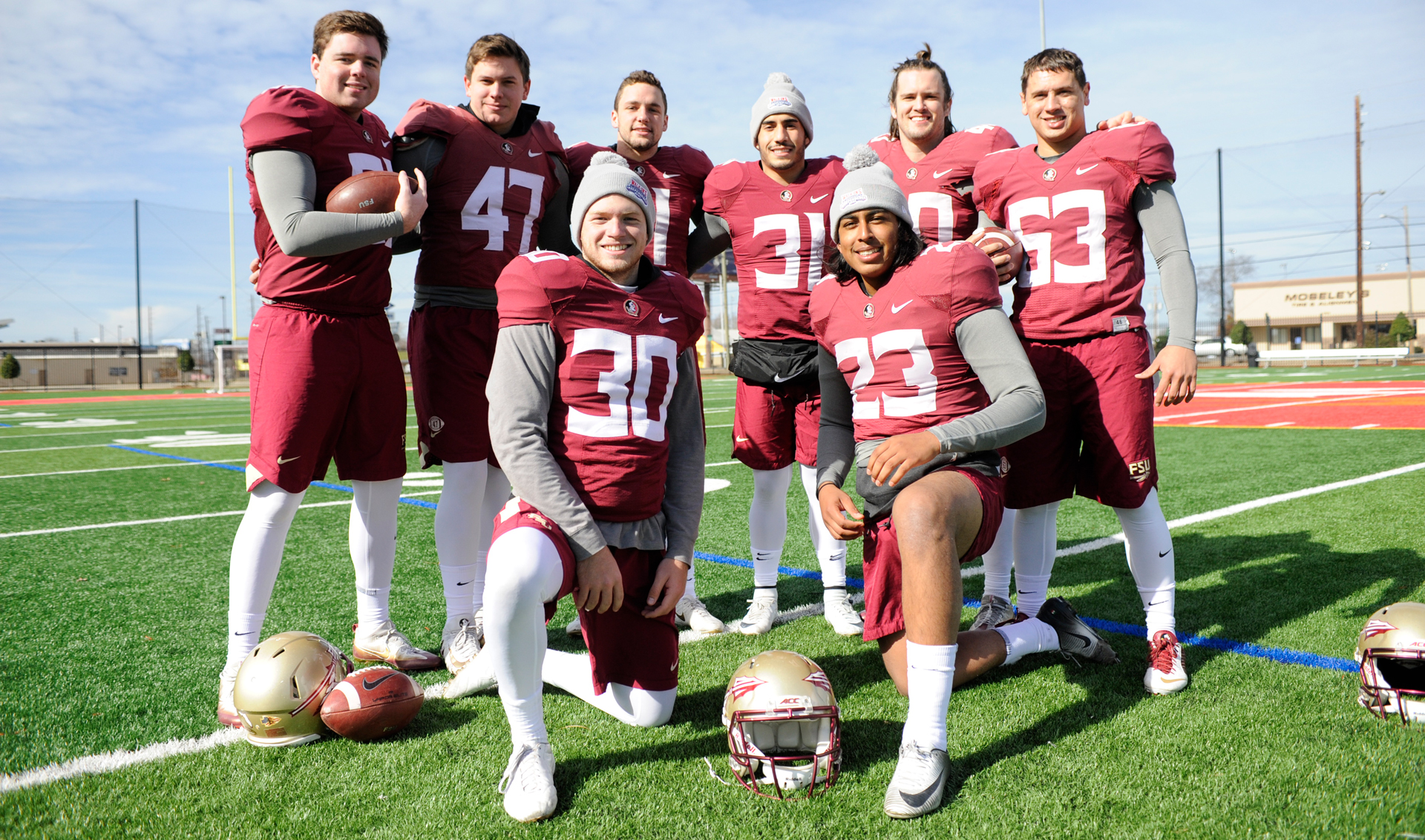 Photo Gallery: Independence Bowl Practice #2