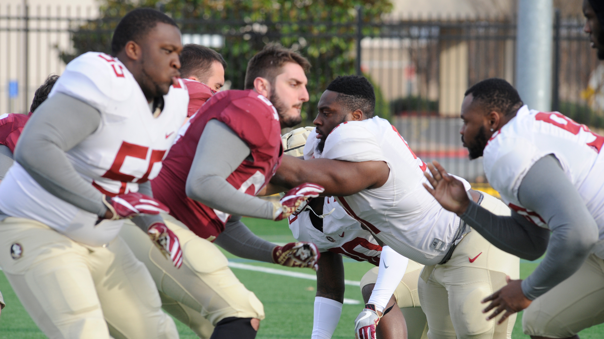Photo Gallery: Independence Bowl Practice #1