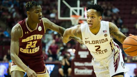 Men's Hoops Round-up: Noles Get Tough, Turn Gaze Toward BC