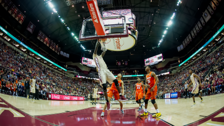 Noles Outlast Syracuse in Double Overtime