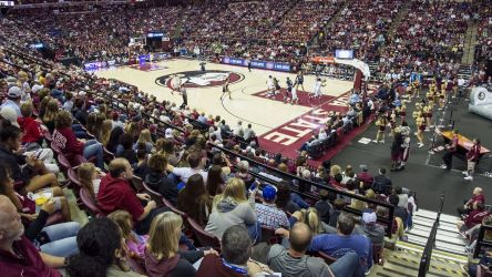 After Record-Breaking Weekend, Noles Hoops Teams Back In Home Spotlight