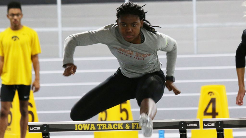 Track Youngsters Lead Charge Into Iowa