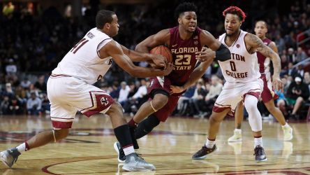 FSU Men Look To Conquer The Road At VT