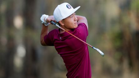 Men's Golf Confident Heading into ACC Championships