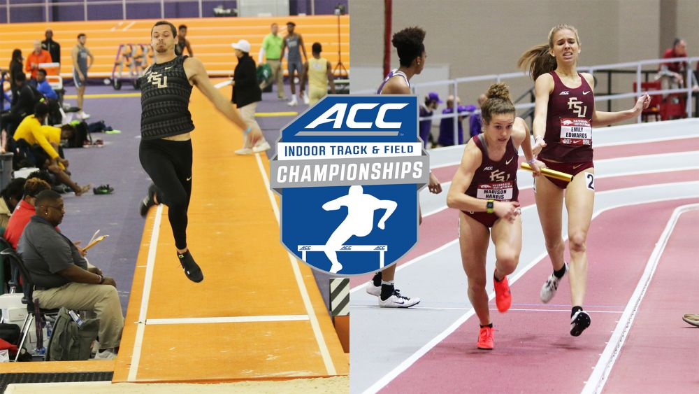 Three-Day Chase For ACC Indoor Titles Begins