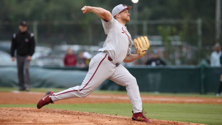 Karp Leads Noles to Sweep of Eagles