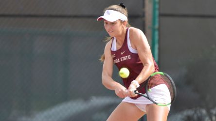 Noles Sweep Falcons in Military Appreciation Match