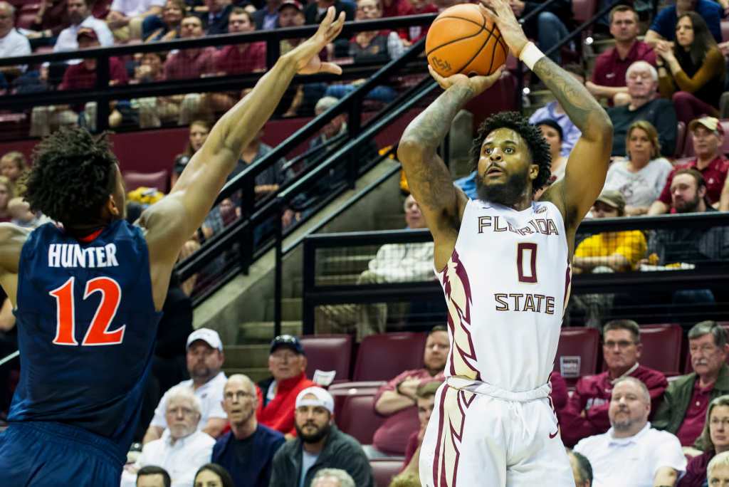 Men's Basketball vs. Virginia Photo Gallery