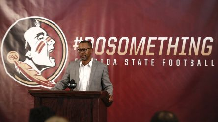 For Taggart, FSU, NSD Is 'A Great Day To Be  A Nole'