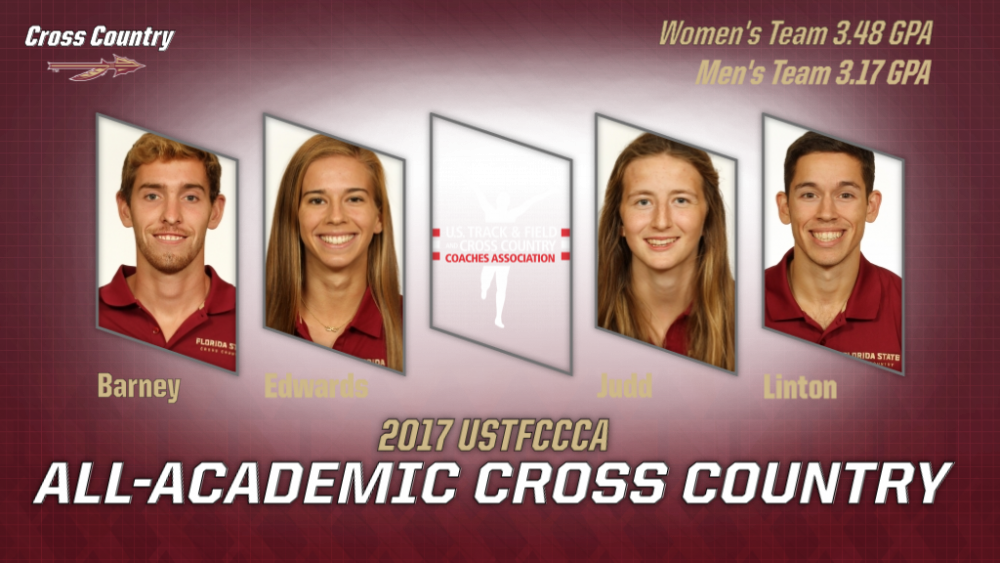 Four Individuals, Both Teams Claim All-Academic Honors