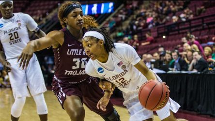 Women's Basketball Face Buffalo In Second Round