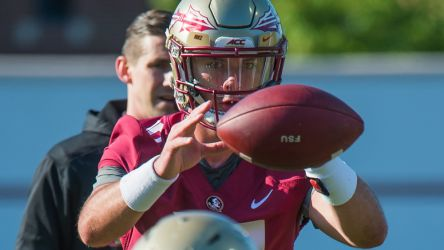 Football Practice Report: Noles Make Strides In Day 2