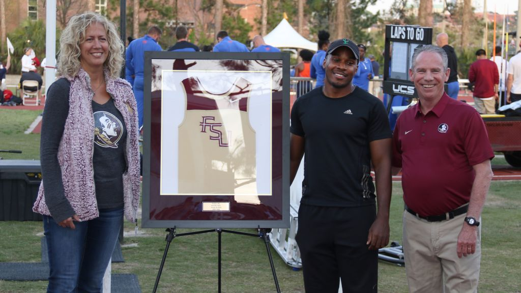 Paredes' Record, 3 Nation-Leading Marks Highlight FSU Relays