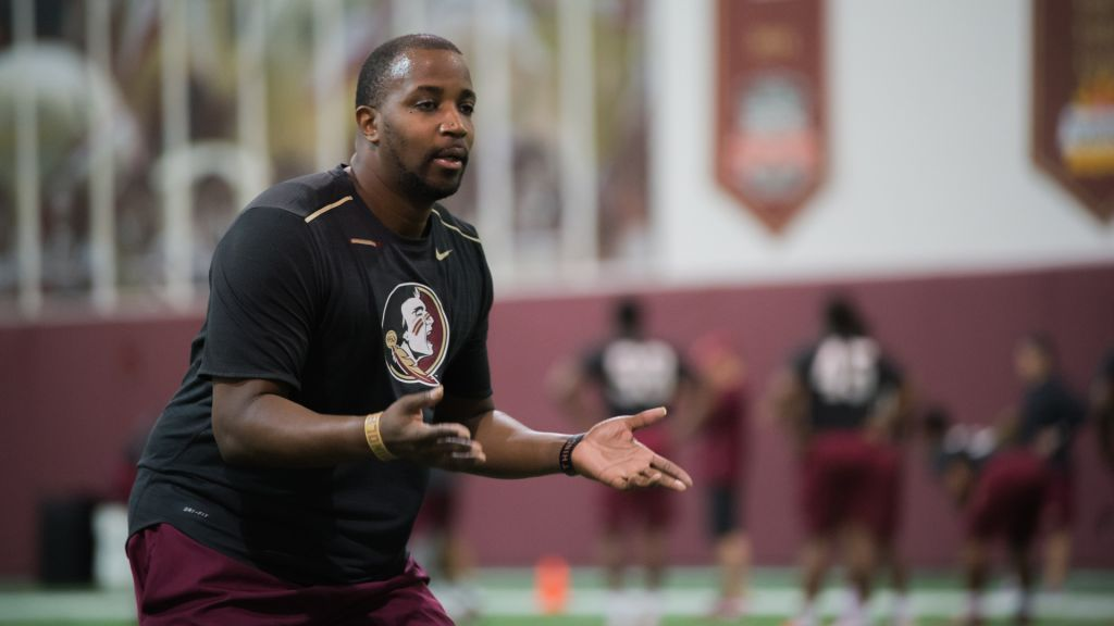 Running Game Amping Up With Taggart In Charge