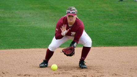 Softball Sweeps Virginia Tech