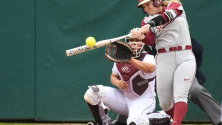 Softball Fall to Gators