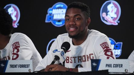Noles A 'Different Team' With Forrest On The Floor