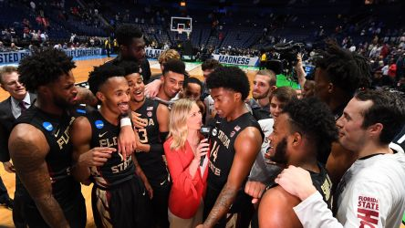 VIDEO: How Sweet it Is: Noles Knock off Xavier to Advance to Sweet 16