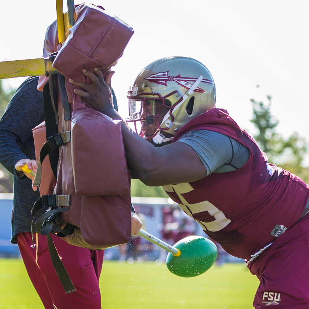 Photo Gallery: Spring Ball 2018 Day 1