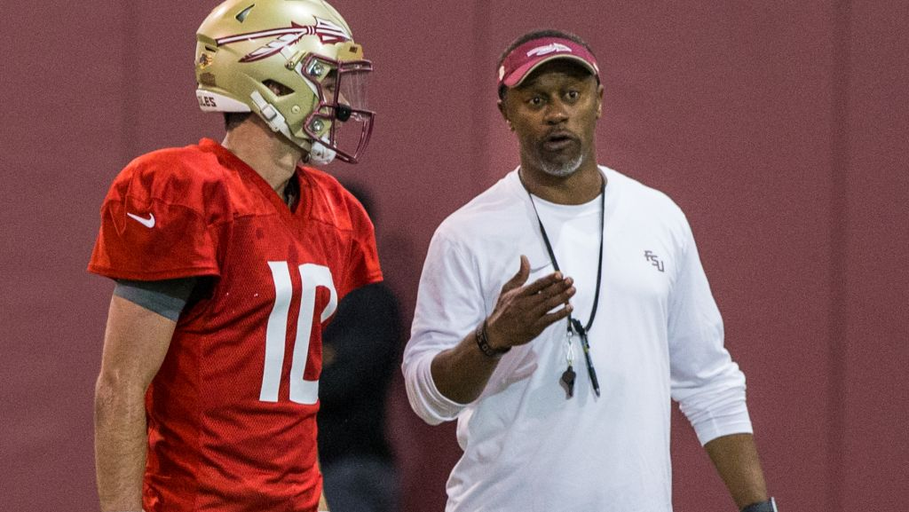 Practice Report: Second Scrimmage In the Books As Garnet And Gold Game Approaches