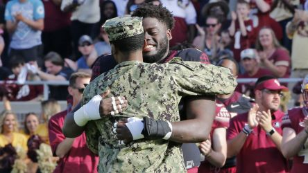 Kelly Family Shares Moment To Remember Before Spring Game