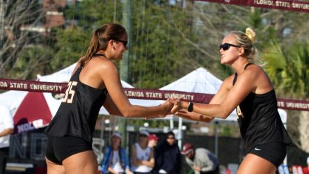 Beach Volleyball Set For CCSA Championship