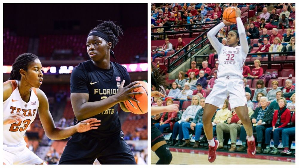 Two Noles Selected in WNBA Draft