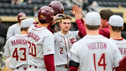 Noles Survive Wild Extra Inning Game Against BC