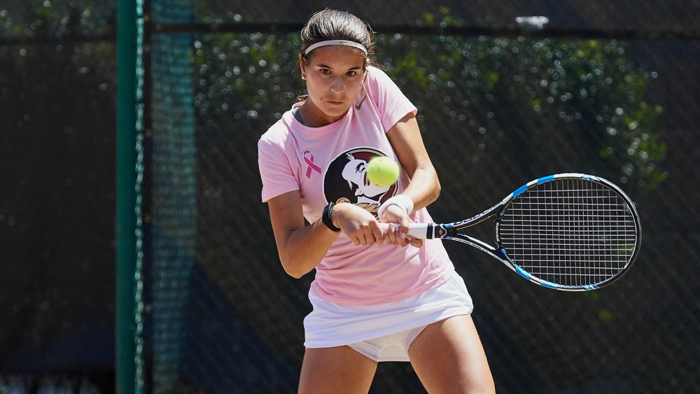No. 18 Women's Tennis Conquers the Irish in South Bend