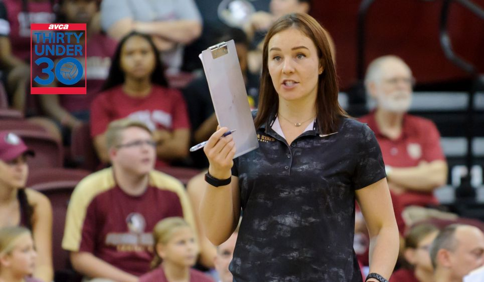 Price Named AVCA Thirty Under 30 Award Winner