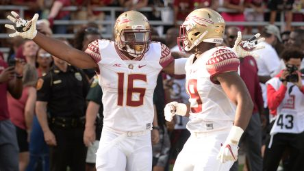 Noles Celebrate Past, Present And Future As Garnet Beats Gold, 31-13