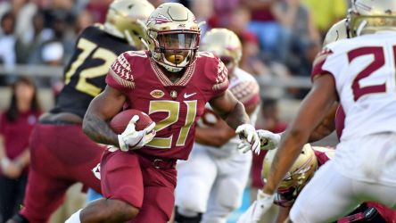 Patient Laborn Breaks Out At Garnet And Gold Game