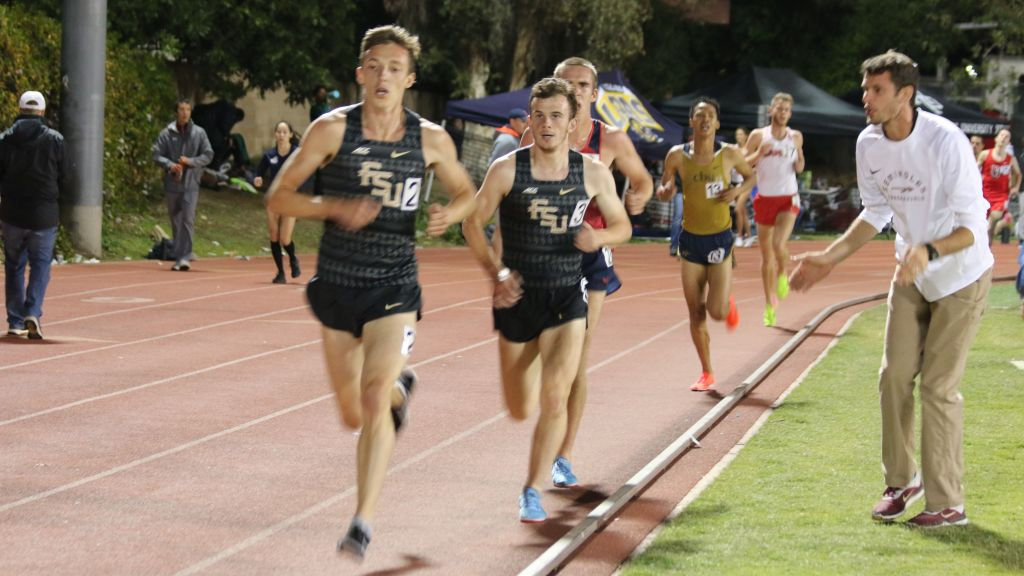 Coggins, 5K Men Lead Action At Thursday's Bryan Clay Invite