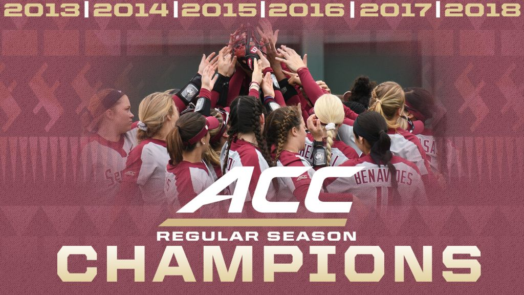 Florida State Wins 2018 ACC Regular Season Championship