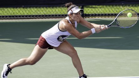 Women's Tennis Fall In Elite Eight