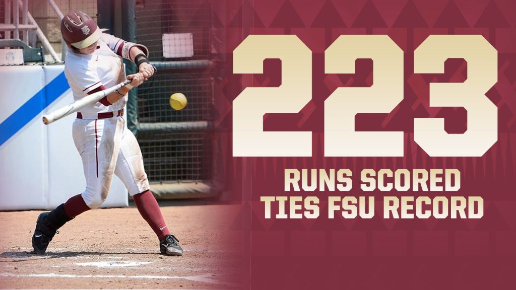 Back To OKC! Florida State Takes Two Over LSU To Advance To WCWS!