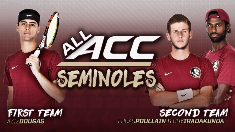 Hultquist Earns ACC Coach of the Year, Noles place Three on the All-ACC Team