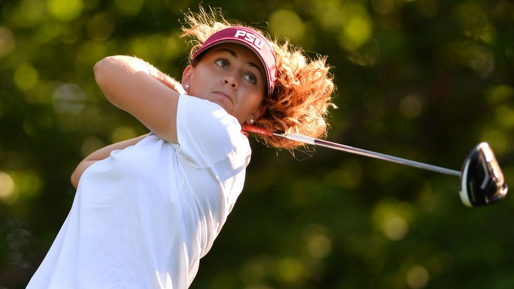 Kim Metraux Leads Golf To Sixth Place Standing In NCAA Championships