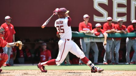 Noles Fall to NC State in Regular Season Finale