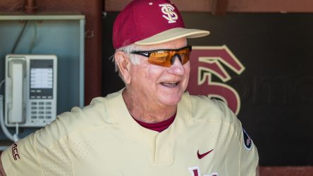 For Martin, FSU, One More Year A Perfect End To Legendary Career