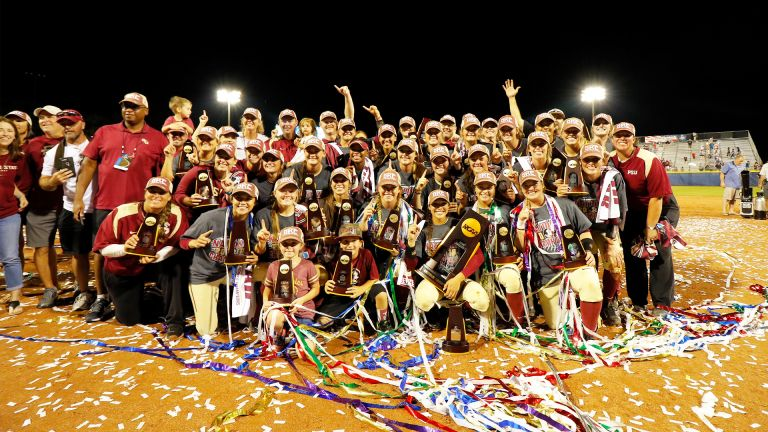 Softball National Championship Celebration Set For Friday
