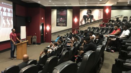 Boulware, Simon Give Freshmen A Lesson In FSU Football History