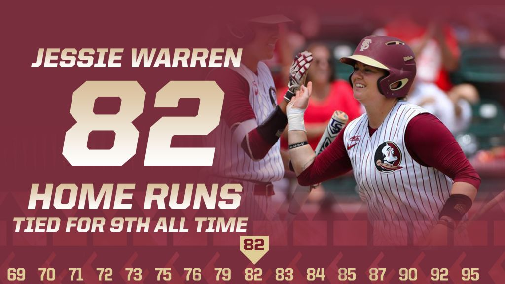 Florida State Advances To WCWS Championship Series!