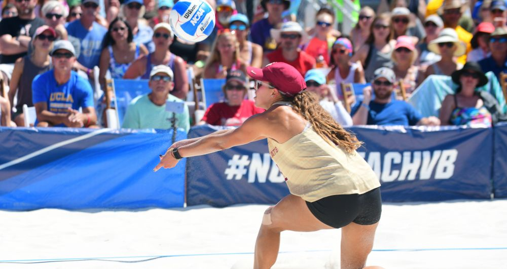 Beach Volleyball's Freire Nominated for NCAA Woman of the Year Award