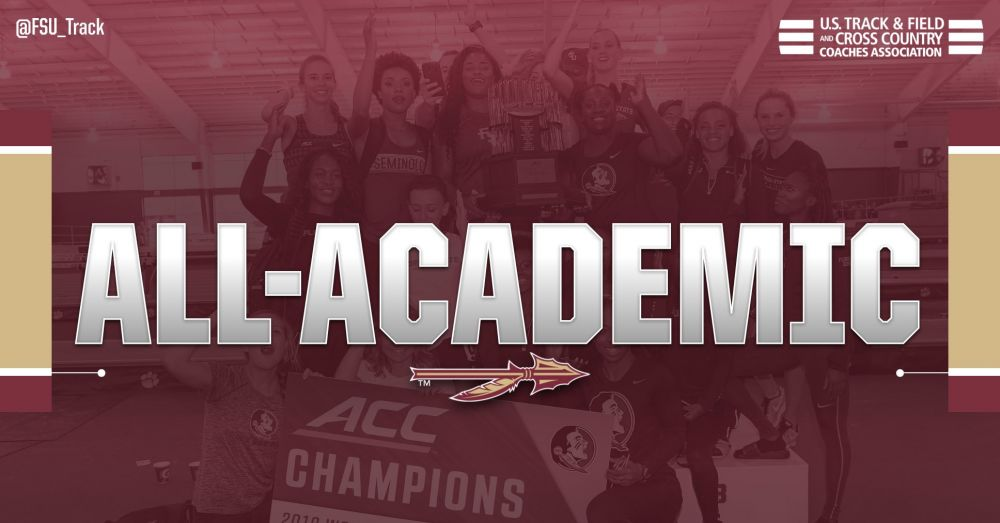 Women's Team, 13 Individuals Named All-Academic