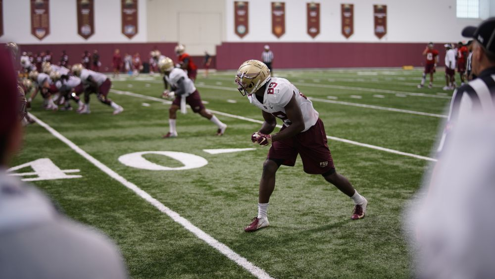 Practice Report: Noles Happy To Be Home On Eve Of First Scrimmage